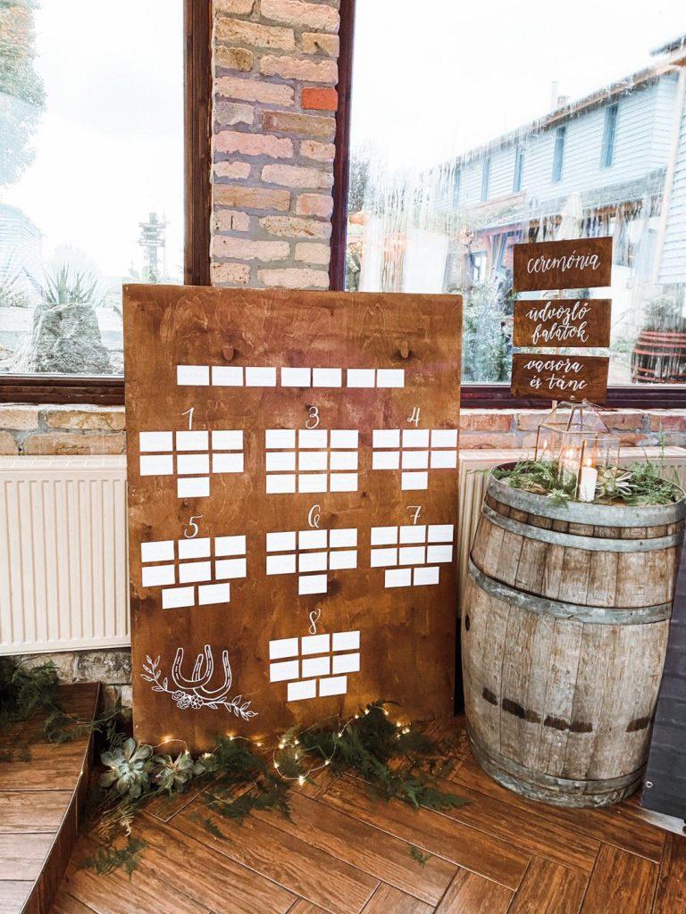 esküvői-dekoráció-üdvözlő-tábla