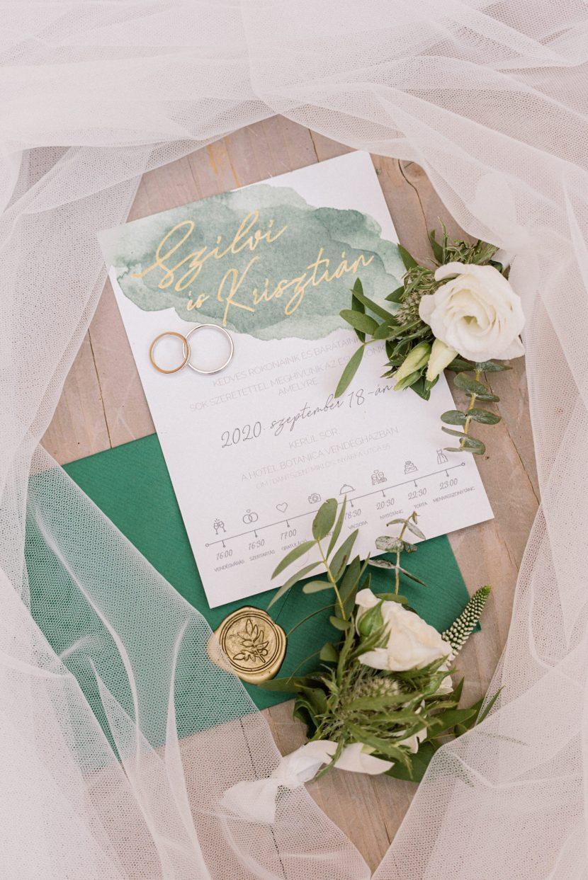 greenery esküvői meghívó,Esküvői meghívó, modern Esküvői meghívó, egyedi Esküvői meghívó, rokolya,photography, wedding decor budapest